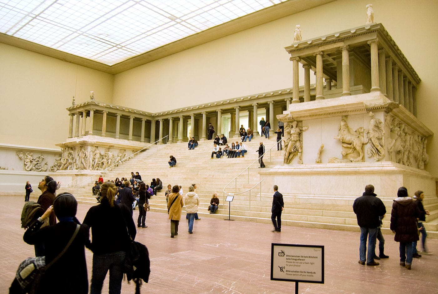 The Pergamon Museum Compare Ticket Prices From Different Websites To Find The Best Deal